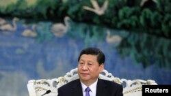 Голова КНР Сі Цзіньпін, Пекін, 19 березня 2013 року