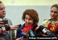 Gordana Siljanovska-Davkova