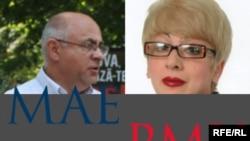 Anatol Petrencu şi Ana Tcaci - lideri de partide cu noi aderenţi