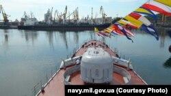 Корабель Військово-морських сил України, Одеса