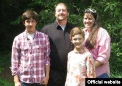 Семья Марселя Ниргада поддерживает его борьбу