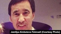 Казахстанский бизнесмен Муратхан Токмади.