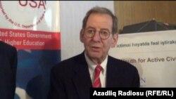 Посол США в Азербайджане Ричард Морнингстар (архив)