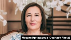 Мәрзия Ирназарова
