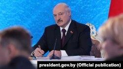 Александр Лукашенко, 1 марта 2019 г.
