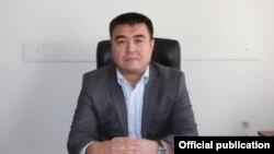 Азамат Жөөтуманов.