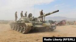 Військові під час спецоперації в провінції Кундуз, Афганістан, серпень 2017 року