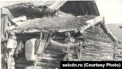Старое шорское поселение
