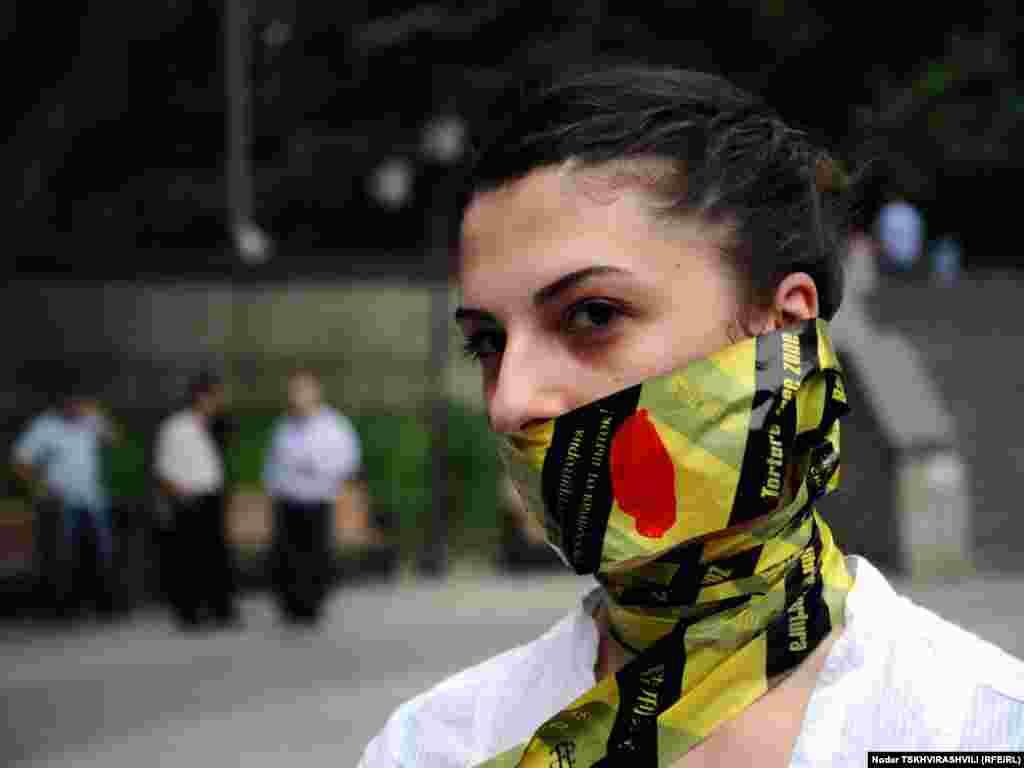 თბილისში აღნიშნეს წამების მსხვერპლთა მხარდაჭერის საერთაშორისო დღე.
