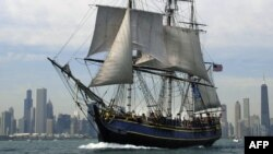 کشتی اچاماس بونتی که غرق شد.