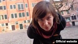 Таня Малярчук (фото зі сторінки фейсбук Тані Малярчук)