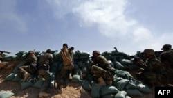 قوات البيشمركة تأخذ مواضع في طوز خورماتو
