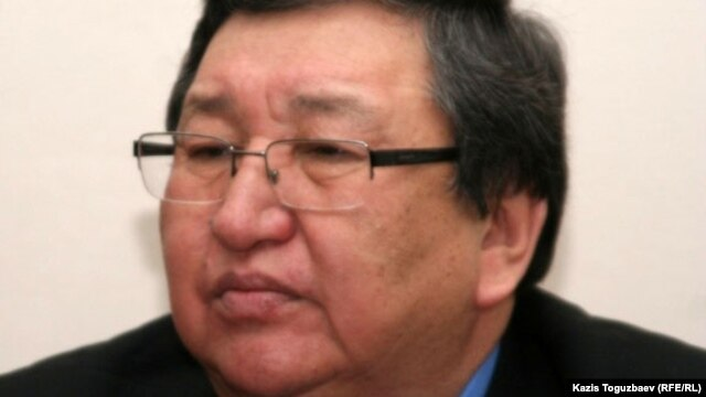 Kazakh opposition activist Serik Saparghaliev