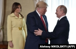 I Trump i Putin bili su, kako su sami izjavili, obradovani što su se sreli