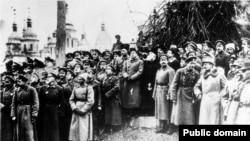 Історична Свобода | Український військовий рух у 1917-му