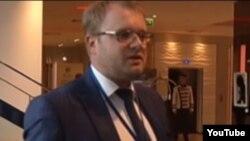 Дмитрий Полонский на конференции ОБСЕ в Варшаве