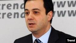 Председатель Госкомитета по работе с религиозными структурами Эльшад Искандеров