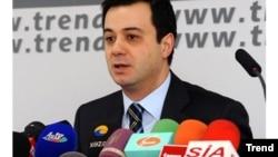 Эльшад Искендеров. Архивное фото