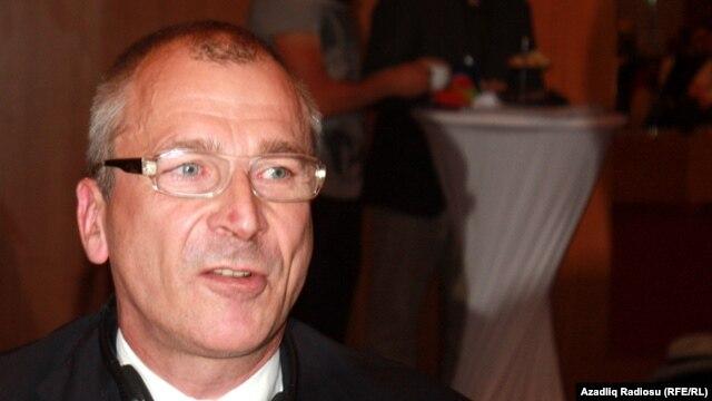 German politician Volker Beck