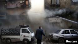 Damask, ilustrativna fotografija