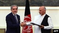 Presidenti afgan, Ashraf Ghani