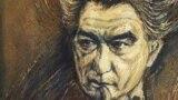 «Взгляд». Портрет Ч. Айтматова. Художник С. Бабаджанов.