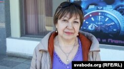 Галіна Лагацкая, архіўнае фота