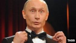 Ресей премьер-министрі Владимир Путин опера театрында. Дрезден, 16 қаңтар, 2009 жыл.