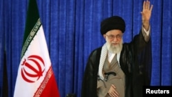 Lideri suprem i Iranit, Ajatollah Ali Khamenei