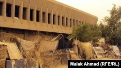 مجمع الصادق في الوشاش، بغداد، يسكنه بشر
