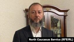 Ингушский оппозиционер Магомед Хазбиев