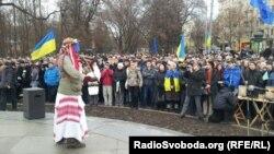 Євромайдан у Харкові, листопад 2013 року