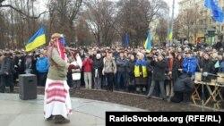 Євромайдан у Харкові, 24 листопада 2013 року
