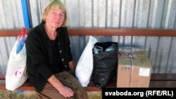 Тамара Сялюн, маці расстралянага