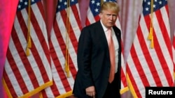 Donald Tramp - Respublikachilar partiyasidan prezidentlikka da'vogar