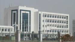 Türkmenistan BSGG-niň güwänamasy bilen sylaglandy