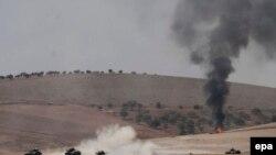 رسانهها گفتند یک تعداد از سربازانقوای خاص ترکیه از قبل داخل سوریه جابجا شدهاند.