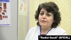 Фарида Мансурова, доктори илмҳои тиб шоми 1-уми июл даргузашт.