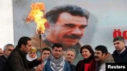 İstanbulda kürdlərin Novruz şənliyi - 2013