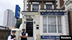 Skripal-ları zəhərləməkdə suçlanan rusiyalıların qaldığı City Stay Hotel