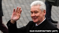 Moscow Mayor Sergei Sobyanin (file photo)