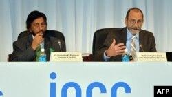Заседание Межправительственной группы экспертов по изменению климата ООН в Японии. 31 марта 2014 года.
