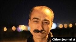 Iranian Dervish in Fashafouyeh prison- Saeed Doorandish
