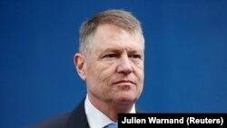 Președintele Klaus Iohannis a spus că prima sa opțiune rămâne tot Ludovic Orban