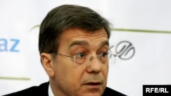 Посол России в Баку Владимир Дорохин