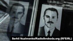 Начальник зміни 4-го блоку в ніч аварії Олександр Акімов (фото з експозиції Національного музею «Чорнобиль»)