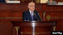 علی اسدوف صدراعظم جدید آذربایجان