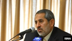 Tehran Prosecutor-General Abbas Jafari Dolatabadi (file photo)