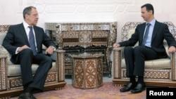 Башару Асаду, заговорившему устами российского министра иностранных дел Сергея Лаврова, никто не верит