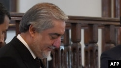 عبدالله عبدالله بالای تطبیق کامل توافقنامه صلح با حزب اسلامی تأکید کرد.